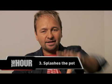 Top 5 Poker Tells with Daniel Negreanu