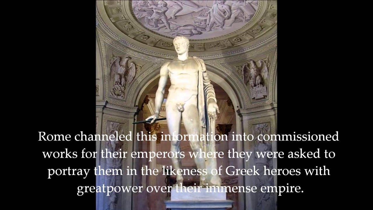artistic themes from ancient cultures greece and rome The ancient greek and roman art - facts the arts of ancient greece have exercised an enormous influence on the culture of many countries all over the world, .