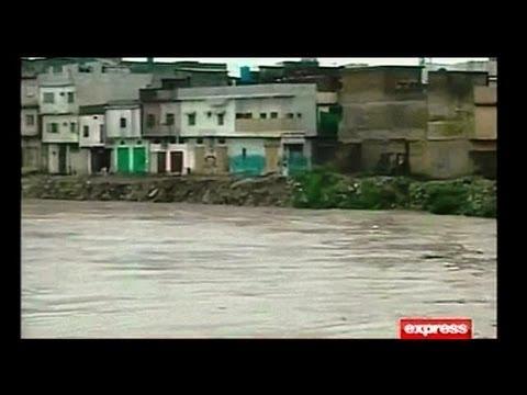 Rain lashes down on Islamabad, Rawalpindi