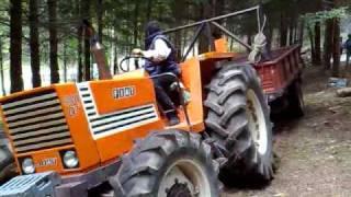 Play timone sterzante a comando idraulico for Bernabei rimorchi agricoli