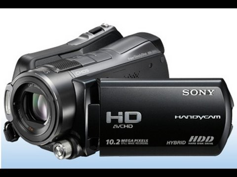 Sony HDR-SR11 Review/Actual Footage
