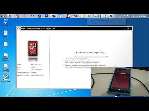 Nokia Software Update ou Downgrade Windows Phone 8