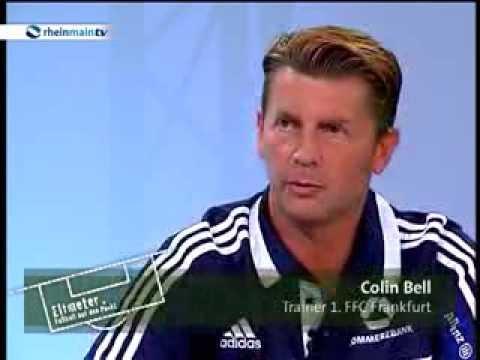 Der 1. FFC Frankfurt startet wieder in die Frauen-Bundesliga. Der neue Trainer und Ex-Mainzer Colin Bell über die Stärken des früheren Triple-Gewinners. Au�erdem: Die deutsche Nationalelf...