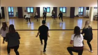 Dance Vision choreo by Maxim / First Class / Charlie Puth -  Attention