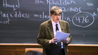 Video: Rome: The Crucial 7th Century - Paul Freedman 17/18