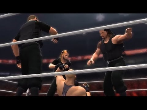 WWE '13 Community Showcase: The Shield (PlayStation 3)