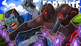 NEW Season 4 Super Heroes Hop Rock The Dusty Divot!  - Fortnite Battle Royale
