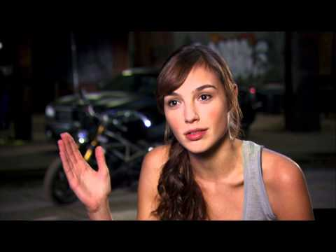 Fast Five (2011) Gal Gadot Interview