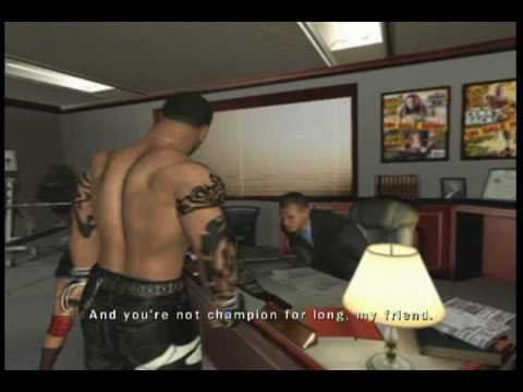 Smackdown vs RAW 2010 CAW Road to Wrestlemania Part 1