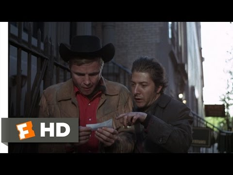 Midnight Cowboy (5/11) Movie CLIP - Ratso Gets Joe a Real Job (1969) HD
