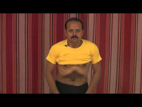 Regular yoga can solve Digestion problems  Amazing Stomach exercise - Red Pix 24x7