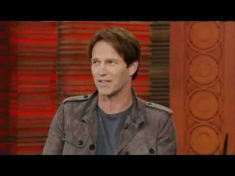 TrueBlood-News.com: Stephen Moyer on Regis