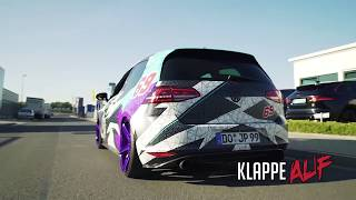 Volkswagen Golf MK7 Gti | Armytrix Valvetronic Exhaust by JP Performance Germany