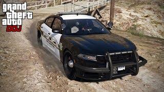 GTA 5 Roleplay - DOJ 290 - Stolen Police Cars (Criminal)
