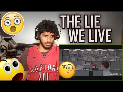The Lie We Live RESPONSE REACTION!!!!!