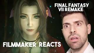 Filmmaker Reacts to Final Fantasy VII Remake Opening