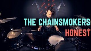 The Chainsmokers - Honest | Matt McGuire Drum Cover