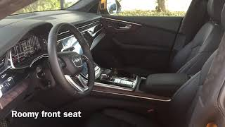 2019 Audi Q8 luxury SUV: Official review