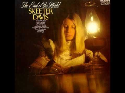Skeeter Davis - He Says The Same Things To Me video