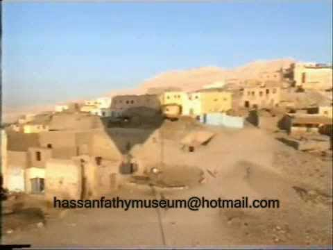 -old gourna luxor egypt -Government removed hisory house