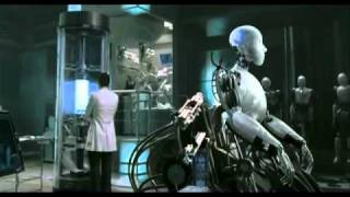 I Robot Trailer Deutsch german