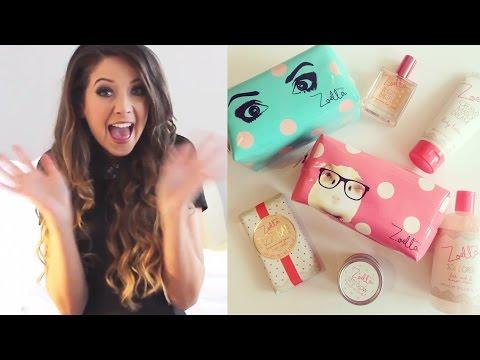 Zoella Beauty Launch Interview!   feelunique.com