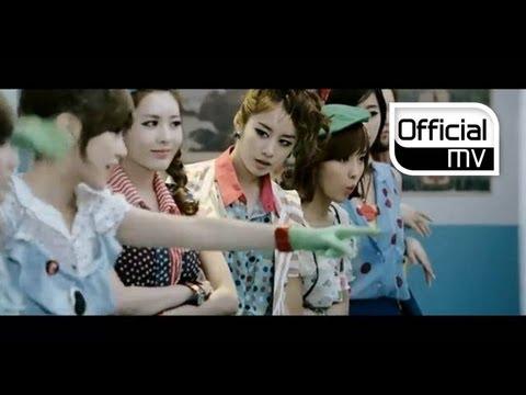 T-ara(티아라)   Roly Poly(롤리폴리)   Mv video