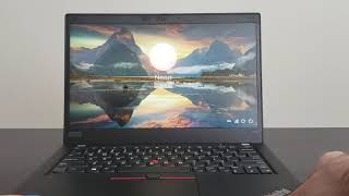 Lenovo Thinkpad x390 hands on review
