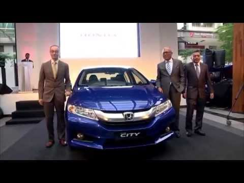 All New 2014 Honda City