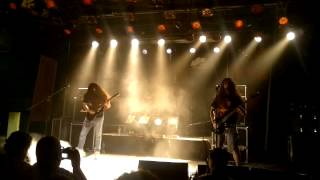 "Exile ""Sickening Creature"" - live at Metal Blast Anniversary II"