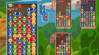Puyo Puyo VS 2 - 19 Chain