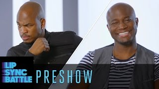 LSB Preshow: Ne-Yo vs. Taye Diggs | Lip Sync Battle