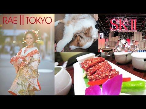 TRAVEL VLOG | Rae Visits Tokyo!