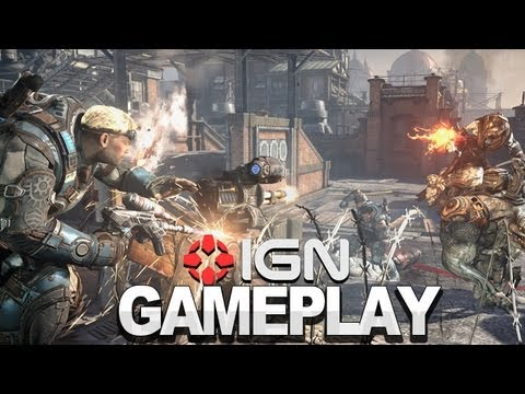 Gears of War Judgment Gameplay Demo - E3 2012 - IGN Live
