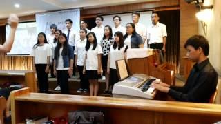 Teen Berea Choir - 주의 은혜 너무 널라와 (23-08-15)