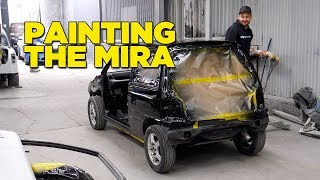Painting the MIRA