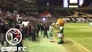 Leon fans welcome Landon Donovan   ESPN FC