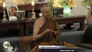 The Importance of the Sangha | Ajahn Brahmali | 24 March 2017