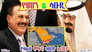 የሳልህ ሞትና ሳዉድ አረቢያ - Saudi and Yemen Ali Abdullah Salehi - DW