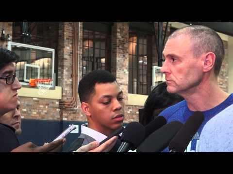 Dallas Mavericks Coach Rick Carlisle Season Ending Exit Interview