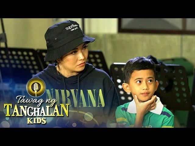 Tawag ng Tanghalan Kids Exclusive: Jhon Clyd Talili
