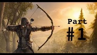 Assassins Creed 3 Multiplayer Part 1 - I AM THE VICTIM!!!!