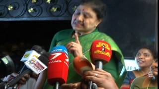 VK Sasikala vs OPS - Stalin  smile to him