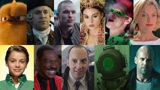Defeats of My Favorite Movie Villains Part 7