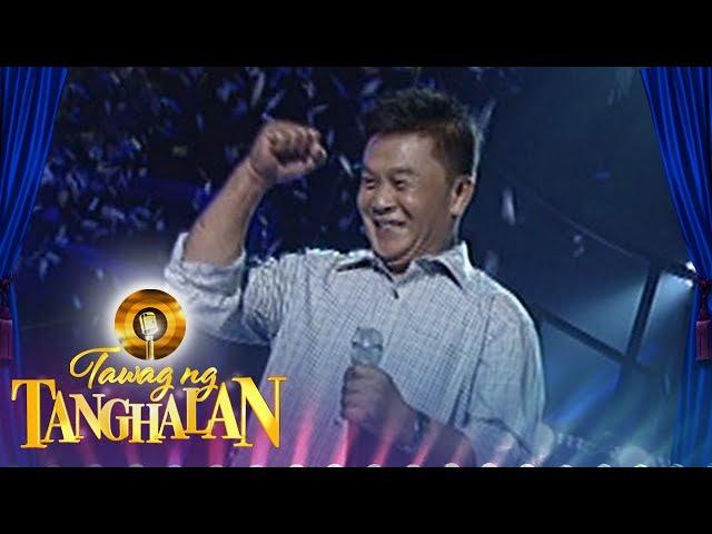Tawag ng Tanghalan: Larry defeats Jovany!