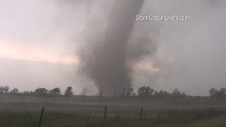 6/18/2014 Tornado that tracked from Alpena, SD to  just southwest of Huron, SD