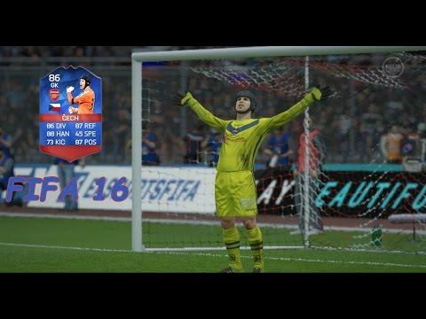 FIFA 16 FUT DRAFT ЛУЧШИЕ МОМЕНТЫ - PETR CECH RECORD BREAKE