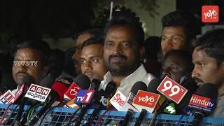 MLA Srinivas Goud  Speech over TRS Party Wins all Three Rajya Sabha Seats in Telangana