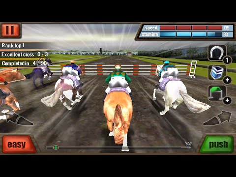Horse Racing 3D Android Gameplay 1080p [HD]