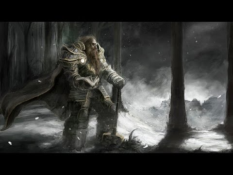 Epic Dwarf Music - Mines of Moria